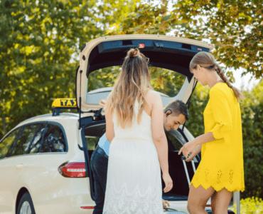 KD Taxi Einkaufsservice